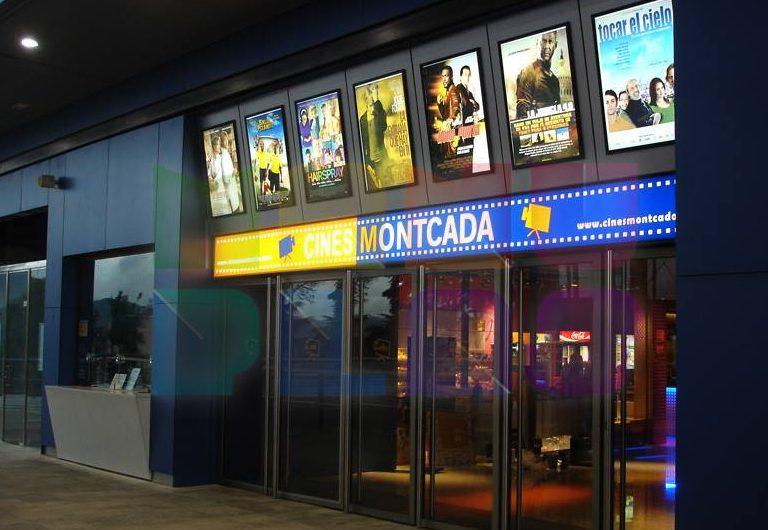 Cines Montcada – Centro Comercial El Punt