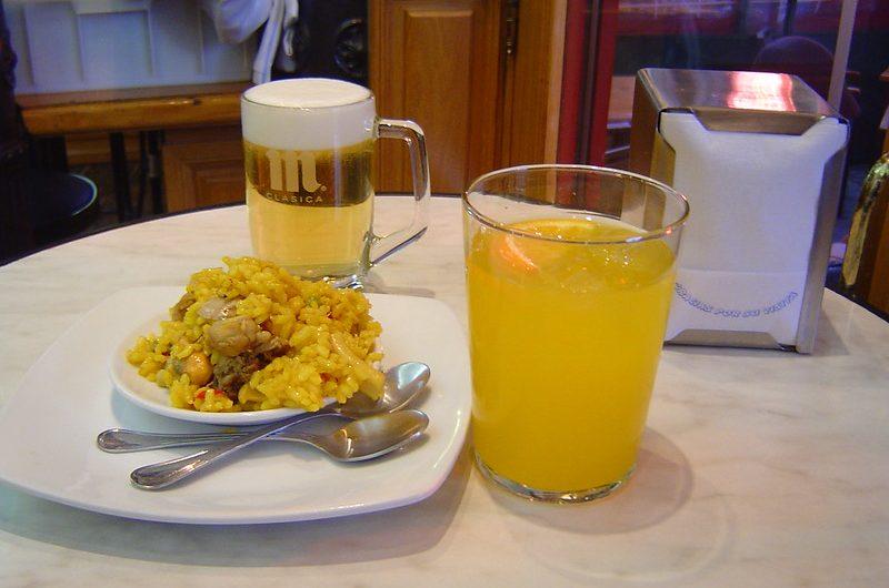 Café Bar los Arcos – Madrid