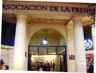 Cines Palacio de la Prensa – Madrid