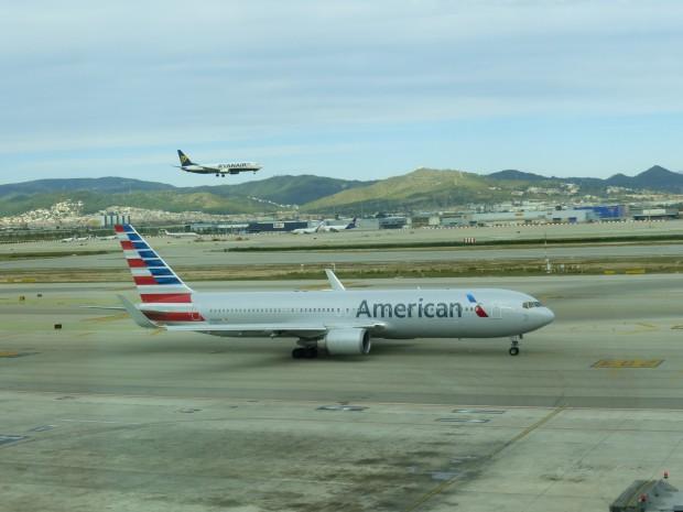 Vuelo American Airlines Barcelona - Miami - Cancun