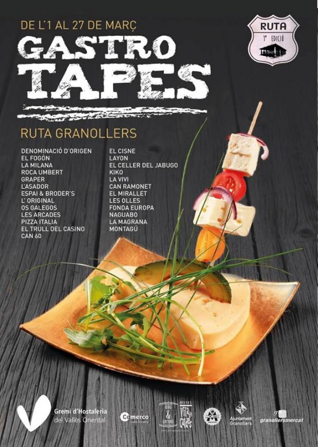 Gastro Tapes - Granollers