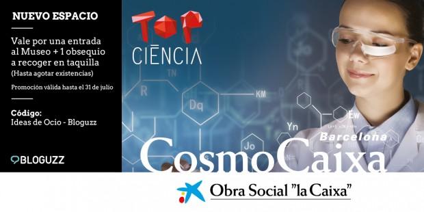 TopCiencia_Cupons-Ideas de Ocio