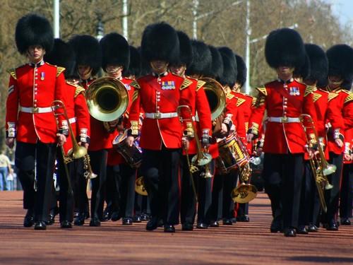 Palace Guards - Londres - London