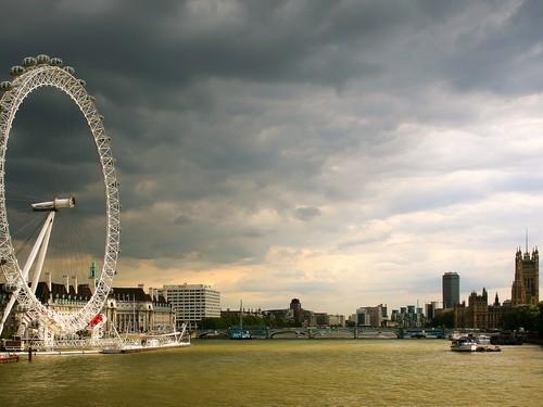 London Eye - Londres - London