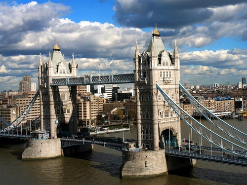 Tower Bridge - Londres - London