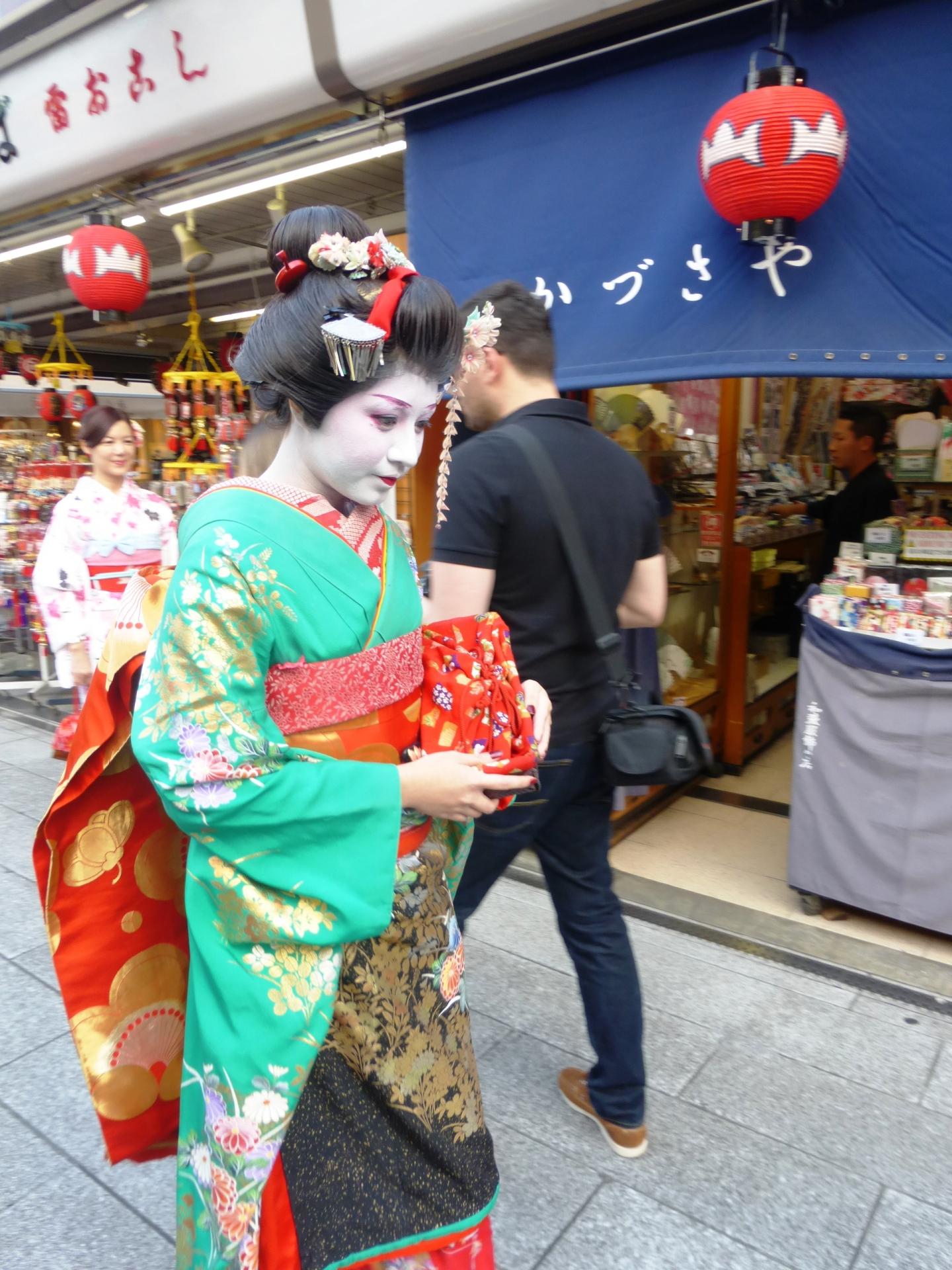 Un paseo fotográfico por Japón