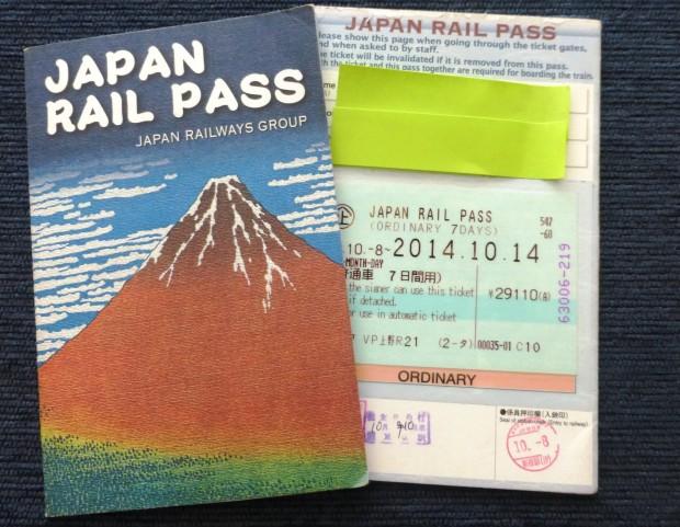 JR Pass - Japón