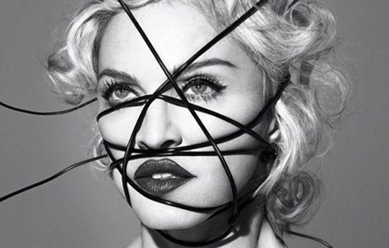 Concierto Rebel Heart de Madonna en el Palau Sant Jordi – Barcelona