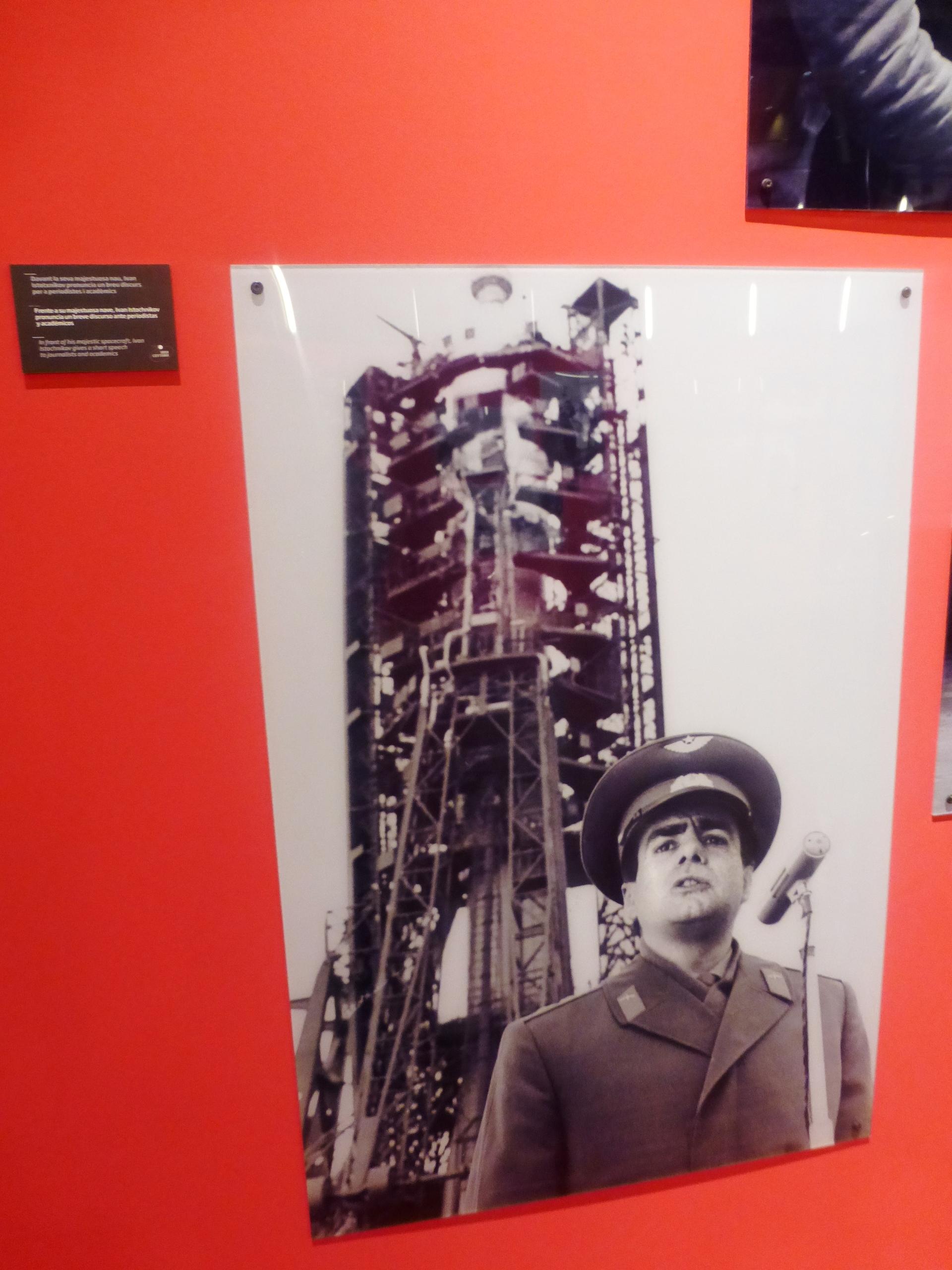 Sputnik: la odisea del Soyuz 2 – Exposición Cosmo Caixa