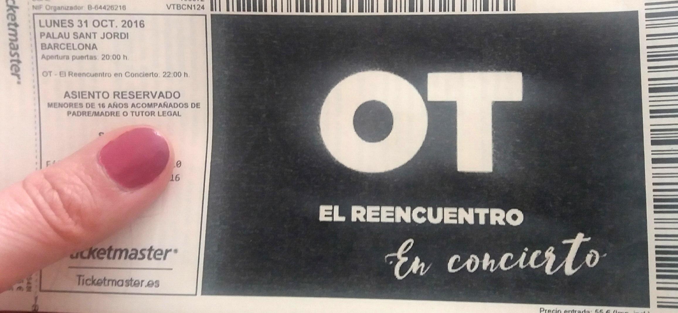 OT – Operación Triunfo El Reencuentro