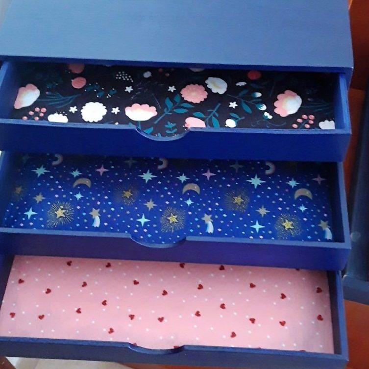 DIY Manualidades Caja Madera