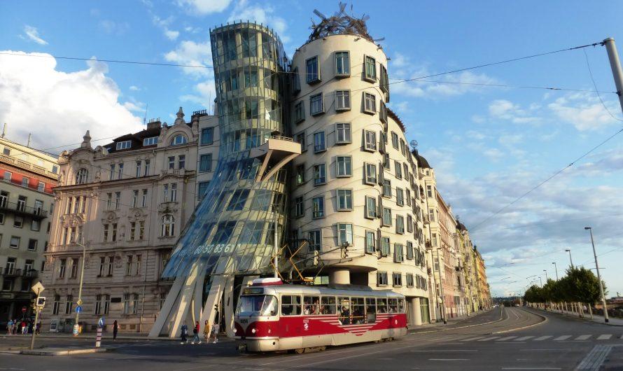 Hotel La Casa Danzante (Fred & Ginger) – Praga