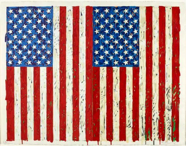 Flags-Jasper-Johns