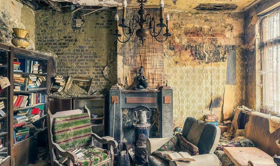 Michael Schwan – fotografía de lugares abandonados – URBEX