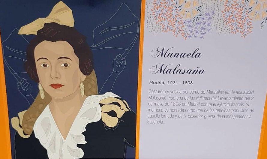MUJERES QUE HICIERON HISTORIA – MALASAÑA – MADRID