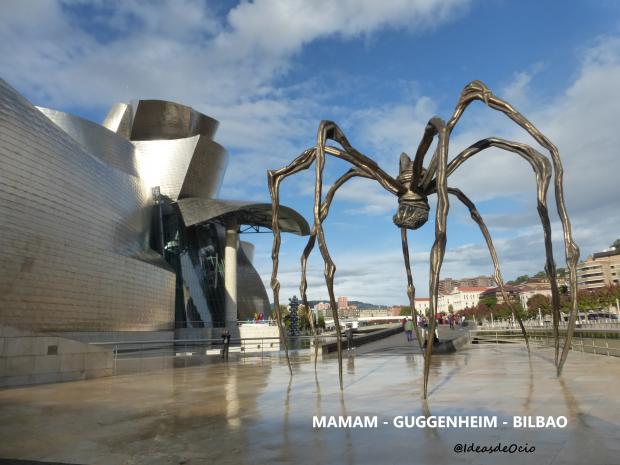 Mamam-Guggenheim-Bilbao