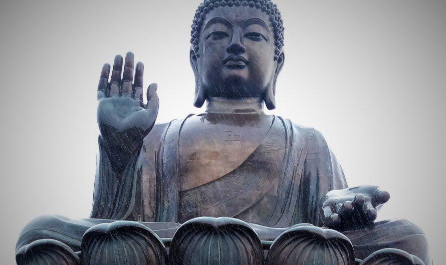 Gran Buda Tian Tan – Lantau – Hong Kong