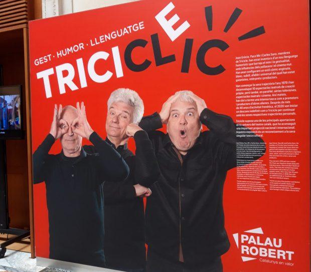 tricicle-palau-robert-entrada